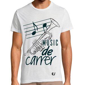 Camiseta «Músic de carrer»